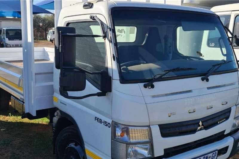 Fuso Fuso Drop side Truck