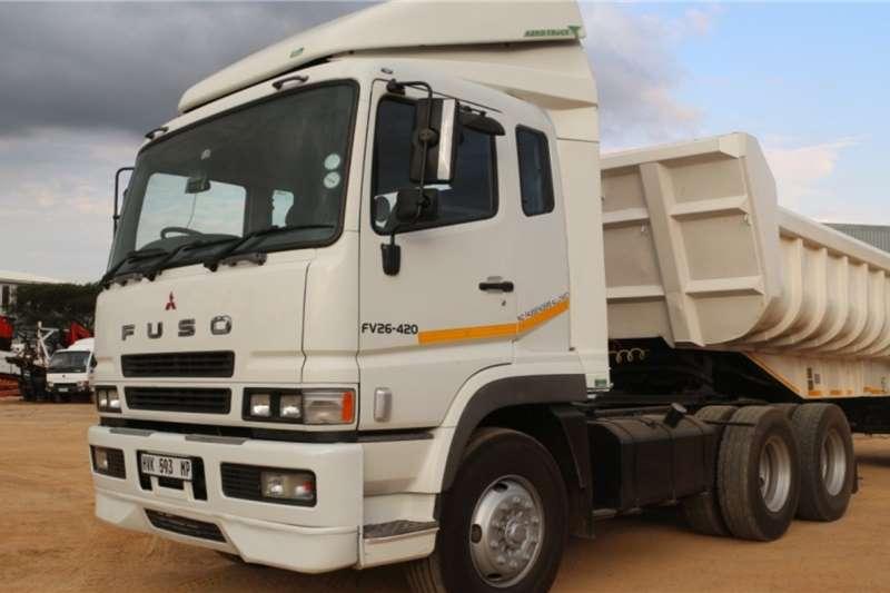 Fuso Truck FV26 240 6x4 Horse 2015