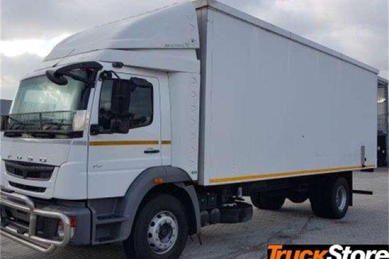 Fuso J16 230 VAN BODY Truck