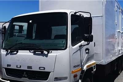 Fuso MITSIBUSHI FUSO FK13 240 Truck