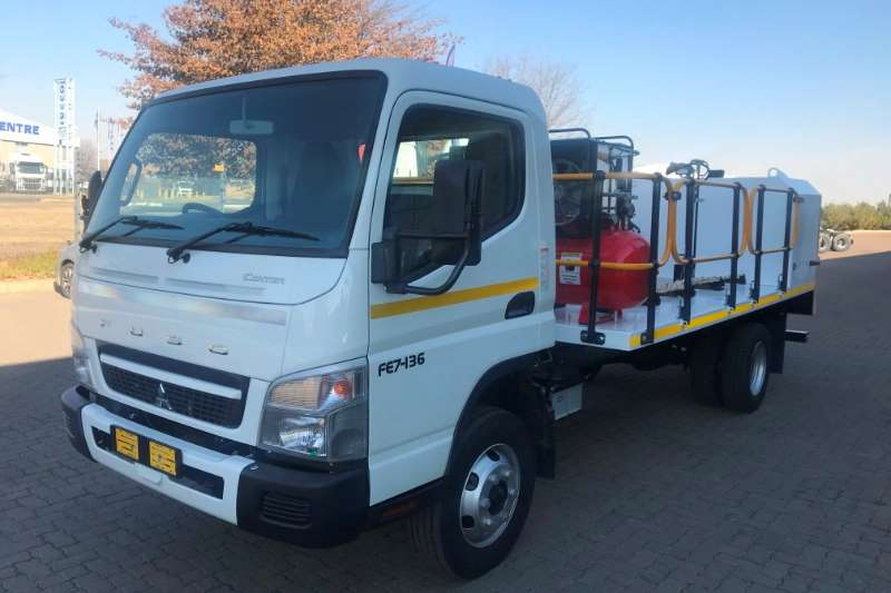 Fuso Other FE 7 136 Field Service Unit Truck