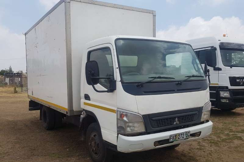 Fuso Truck Other Fuso box body 2013