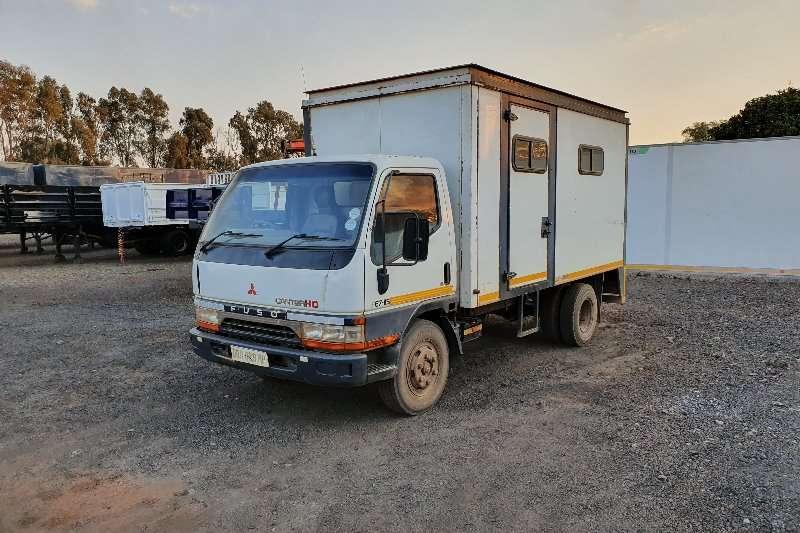 Fuso Truck Passanger carrier FE7 115 2005