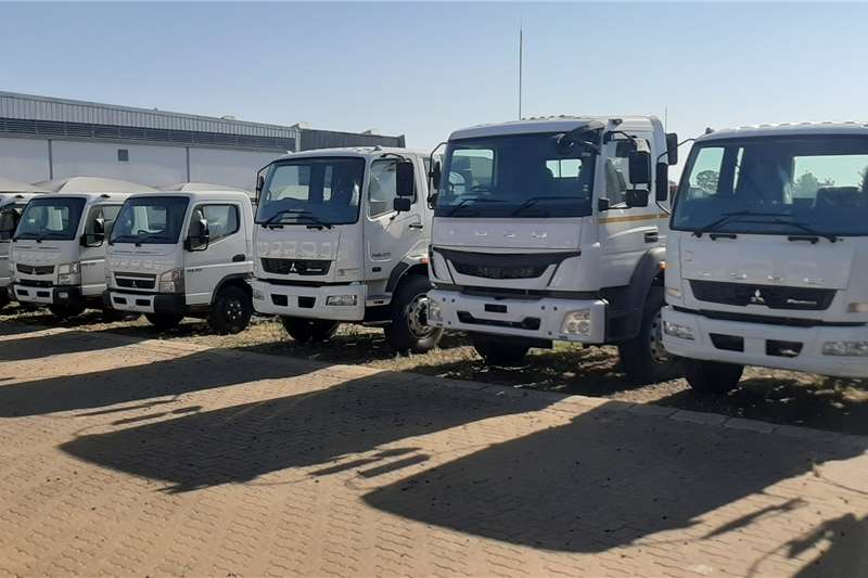 Fuso Range of Trucks Truck