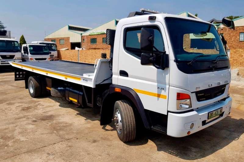 Fuso Truck Roll back FA9 137 2016