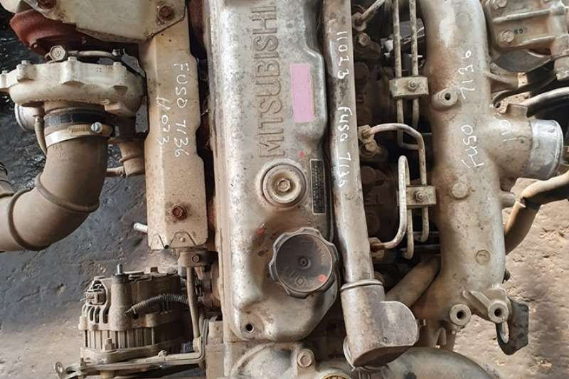 Fuso Truck spares Engines