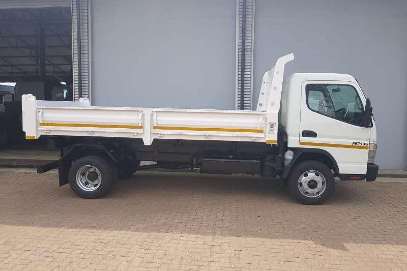 Fuso Truck Tipper FE 7 136 3 Cube Tipper 2020