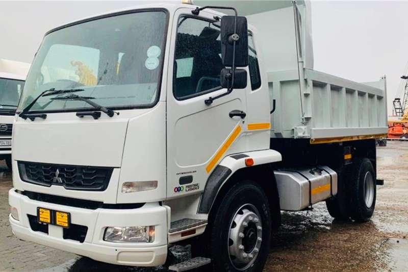 Fuso Truck Tipper FM 15 270 2014