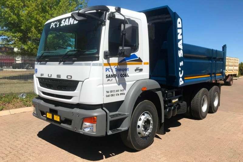 Fuso Truck Tipper Fuso FJ 26 280 2020