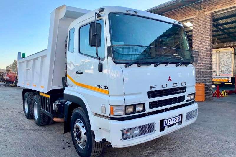Fuso Truck Tipper FV 26 350 2014