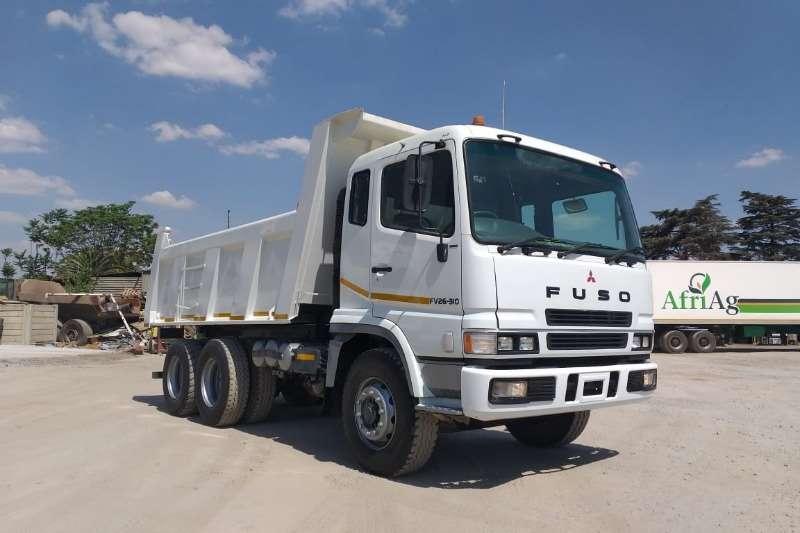Fuso Truck Tipper FV26 310 10m3 Tipper 2008