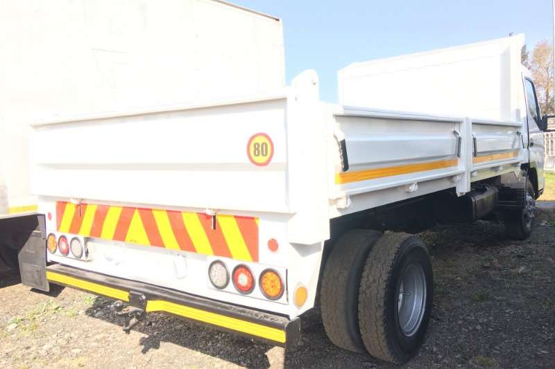 Fuso Tipping body Canter FE7 115 Tipping Body + Dropside Doors Truck