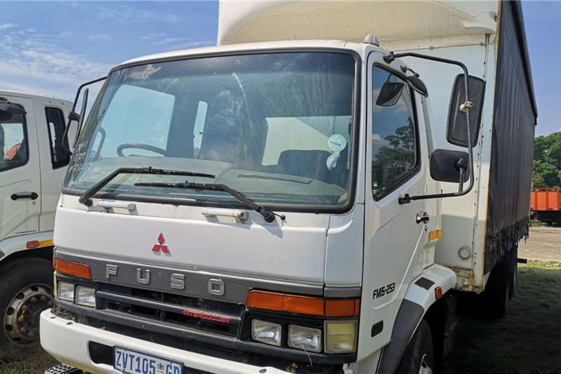 Fuso Truck Tipping body FM16 253 2010
