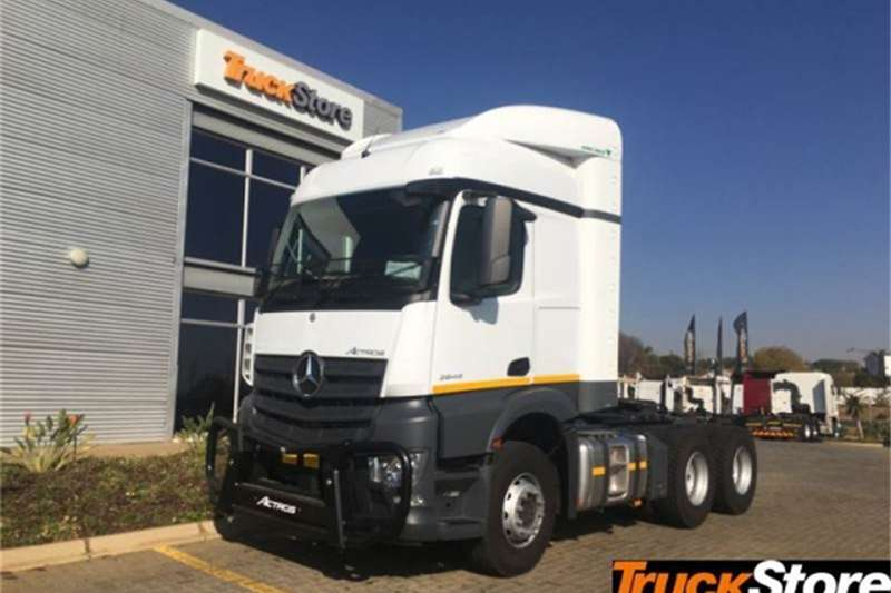 Fuso Truck-Tractor 2645LS/33 PURE 2019