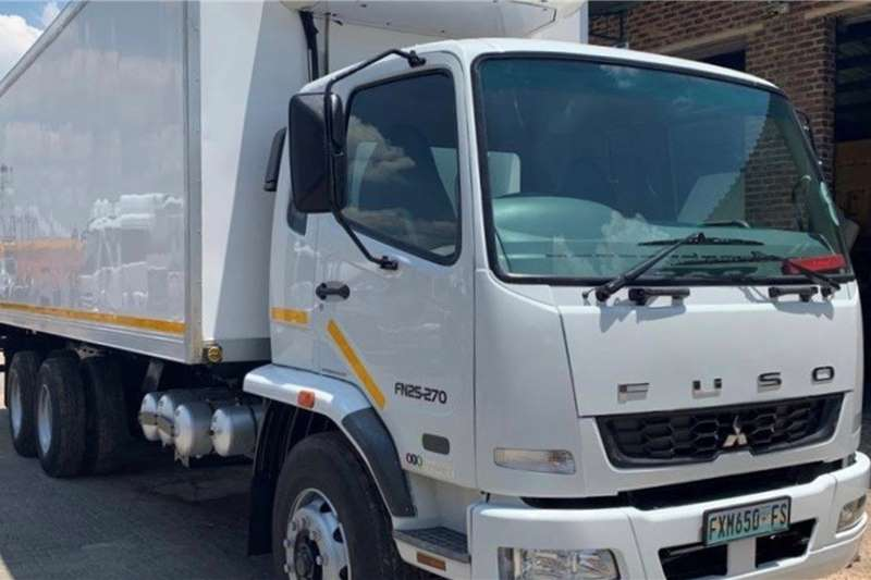 Fuso Truck-Tractor Double axle FN25 270 2015