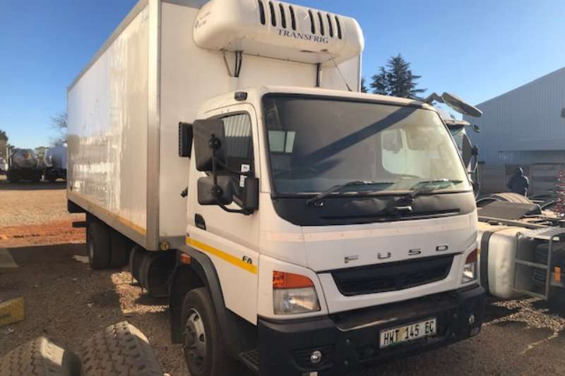 Fuso Truck-Tractor Single axle FA 9 S/Axle Refrigerator Rigid 2016