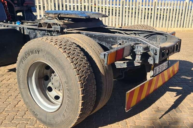 Fuso Single axle Single axle Truck tractors