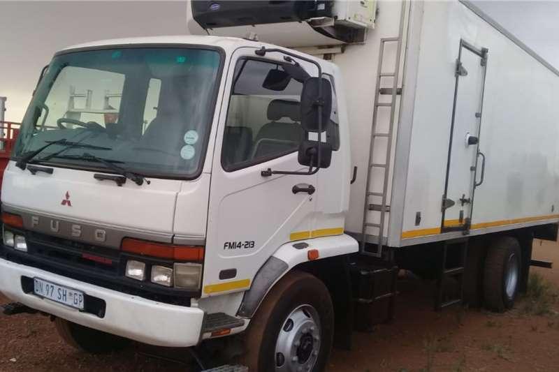 Fuso Truck Van body FUSO FM14.213 VAN BODY 2010