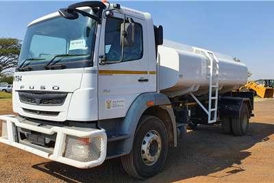 Fuso FUSO FJ 8000L DRINKING WATER TANKER Water bowser trucks