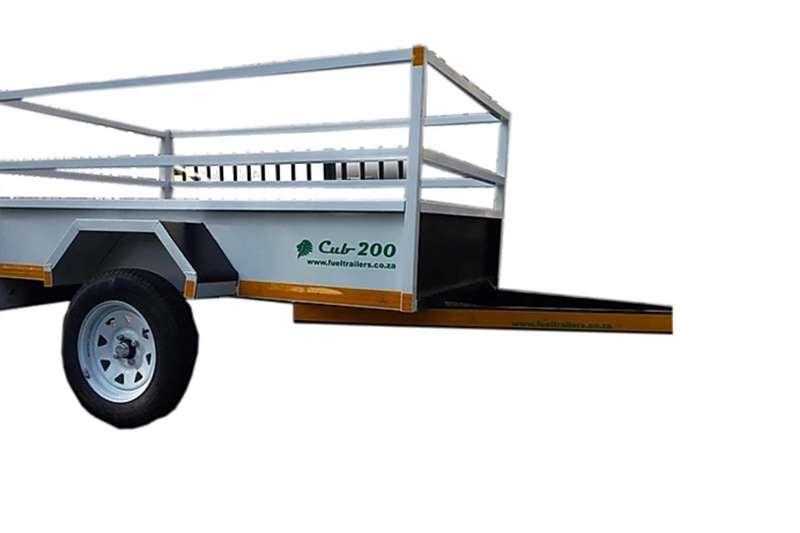 General purpose trailer C200 2020