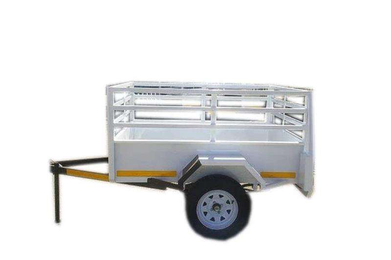 General purpose trailer CUB100 Open Railing Loading Trailer 2019