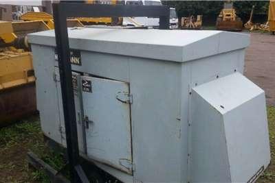 HOFFMANN 25KVA GENERATOR Generator trainer