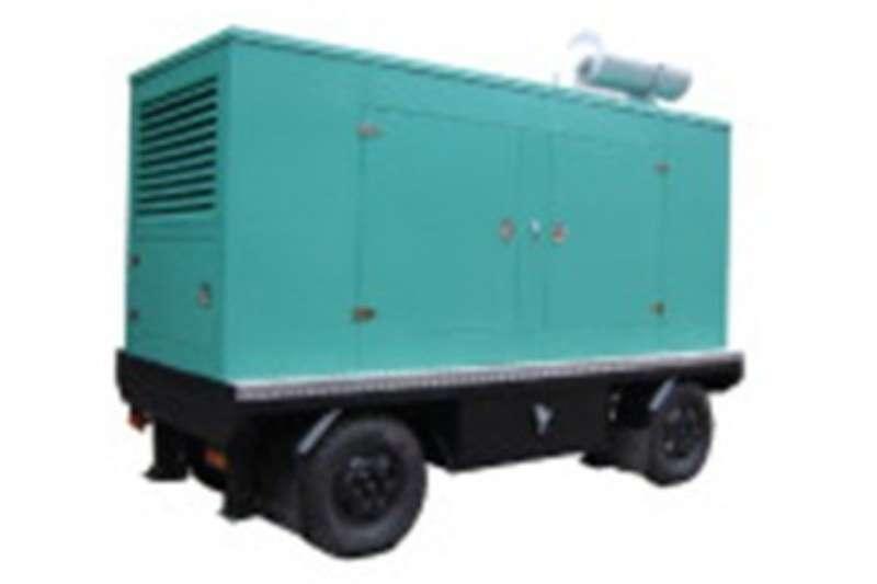 Generator trainer Mobile Generator 2019