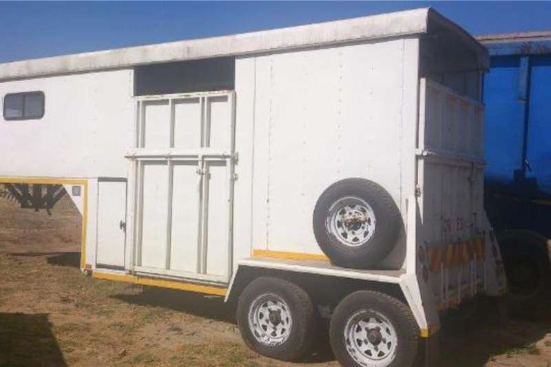 Global Double axle Tandem Axle Trailers