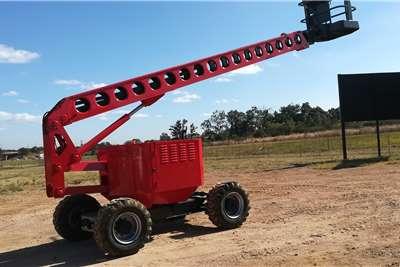 Grove AMZ66XT 20m Diesel Cherry Picker 7058h Cherry pickers