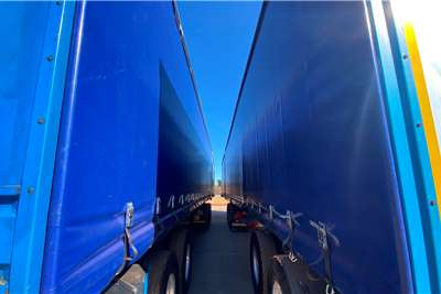 GRW Tautliner 3X LINK TRAILERS  NEW CURTAINS AVAILABLE Trailers