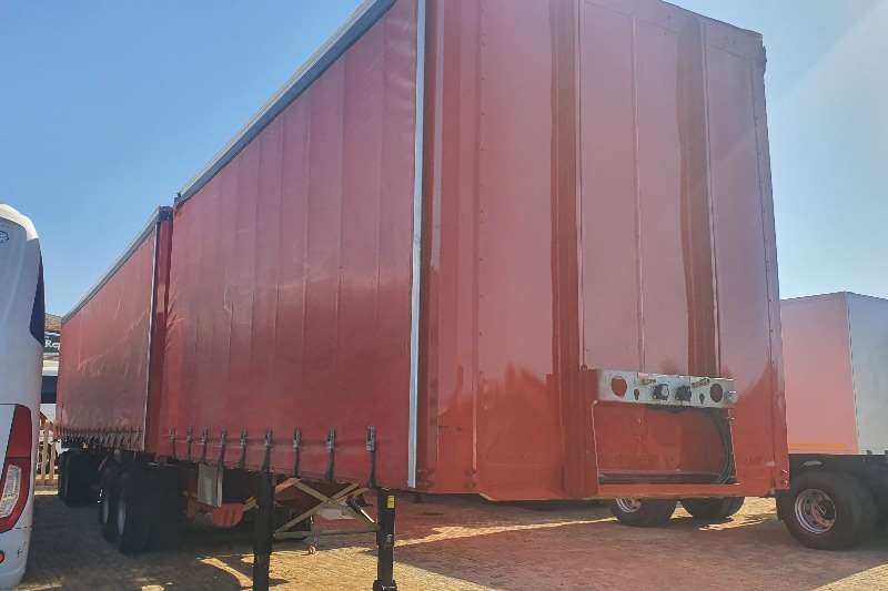 GRW Tautliner Superlink Tautliner Trailers