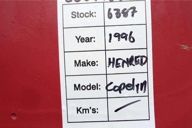 1996 Hendred