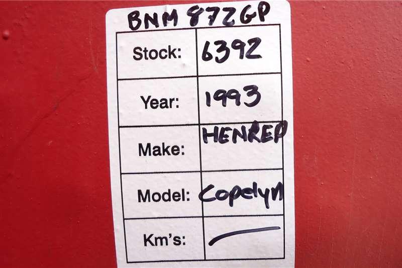 1993 Hendred