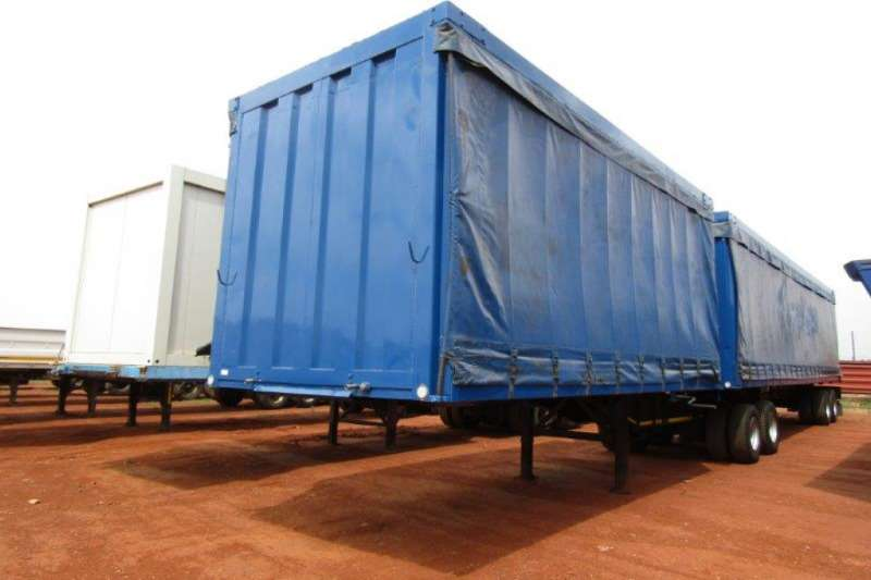 Hendred Trailers Curtain side VARIOUS TO CHOOSE FROM 2019