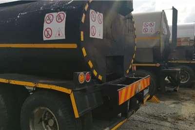 Hendred Emulsion tanker Double Axle Semi Tanker Trailer Trailers