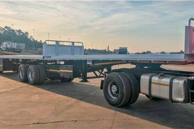 Hendred Flat deck Super Link 6+12M Flat Deck Trailer Trailers