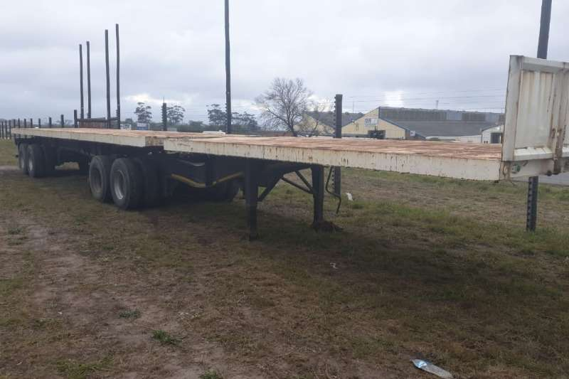 Hendred Trailers Flat Deck SUPERLINK 2013