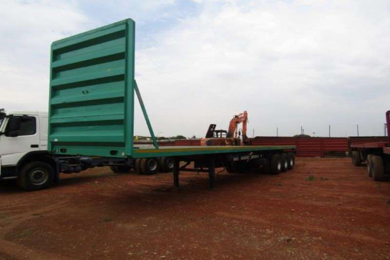 Hendred Trailers Flat deck VARIOUS TRAILERS TO CHOOSE FROM