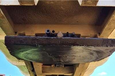 Hendred Fruehuaf Double Axle Copelyn Tipper Trailer Trailers