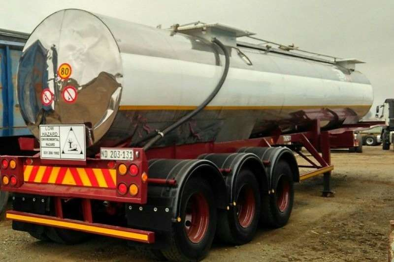 Hendred Trailers Fuel tanker HF 20000L TANKER, IMMACULATE, CONDITION BARGAIN