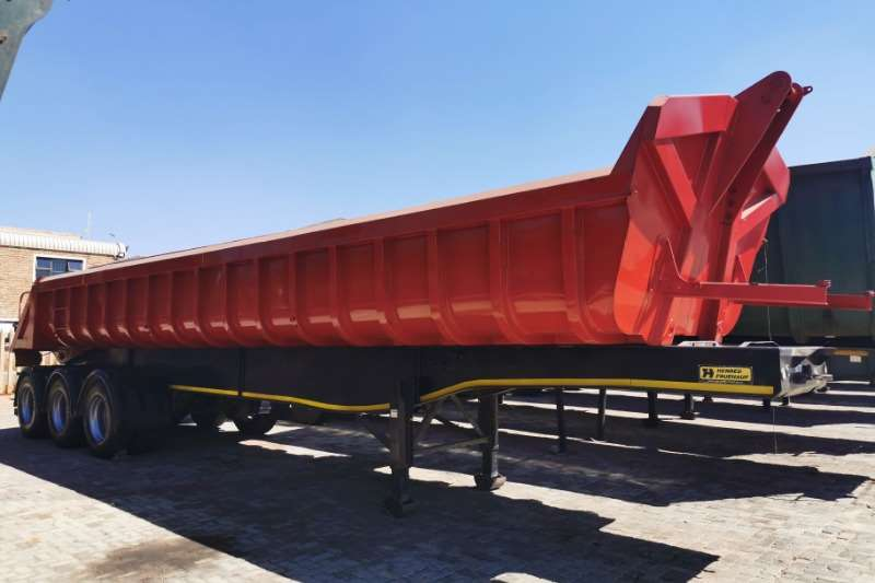 Hendred Trailers Side Tipper SIDETIPPER