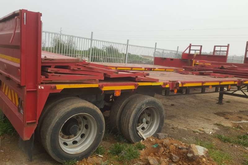 Hendred Trailers Stepdeck 2011