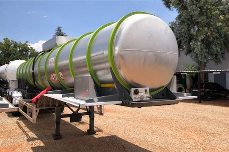 Henred Acid tanker 22 000litre Tri Axle Acid Tankers Trailers