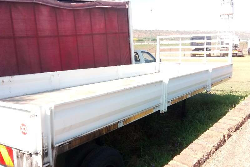 Henred Trailers Dropside PONY TRAILER DROP SIDE