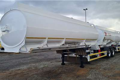 Henred Fuel tanker Fuel Tanker Link Trailers