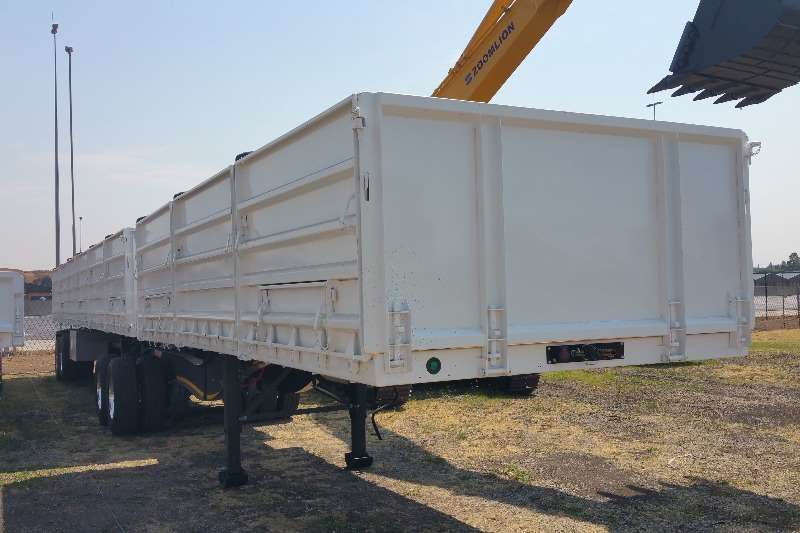 Henred Trailers Superlink Dropside Superlink 2020