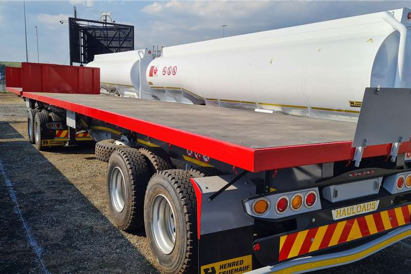 Henred Superlink Superlink Flatdeck Trailers