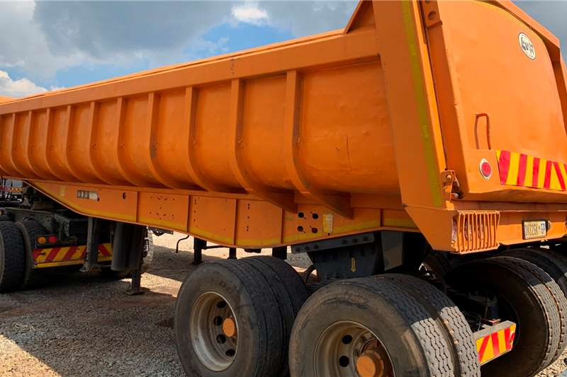Henred TANDEM COPELYN Trailers