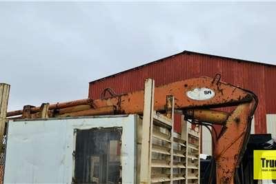 Hiab 650 Crane Cranes