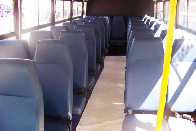 2020 Hino  35 Seater (34 + driver) Commuter Bus